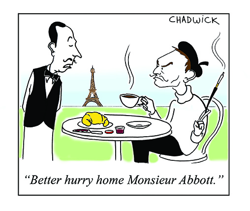 An Abbott in Paris_web