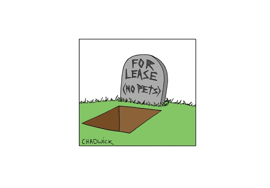 Grave for Lease