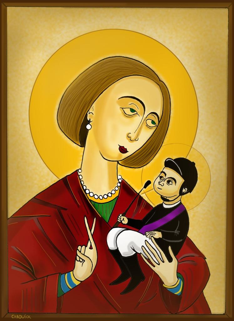 Byzantine Portrait_a