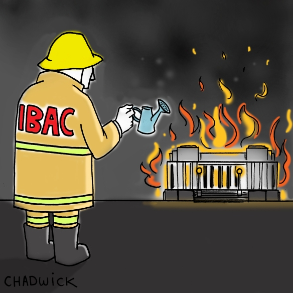 IBAC Troubles