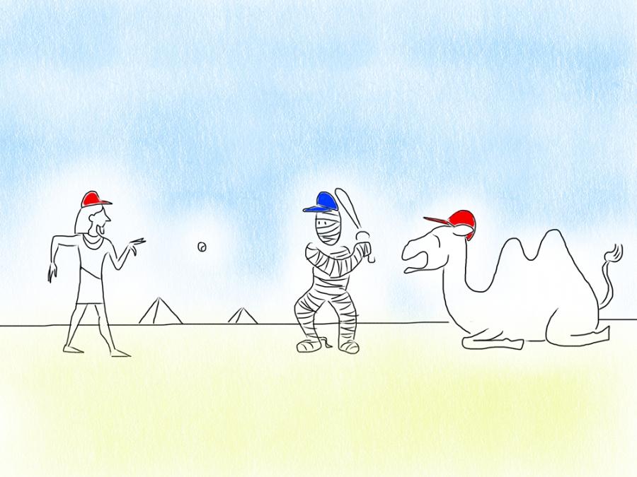 Egypt Baseball