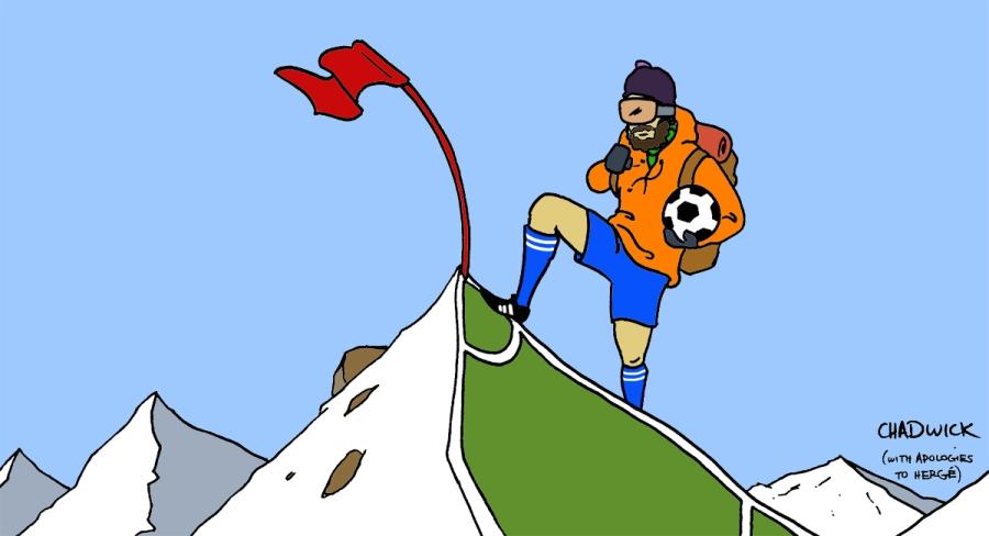 Himalayan Soccer